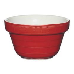 HM Миска керамічна червона 1,15 л