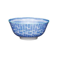 KC Миска керамічна Блакитна акварель