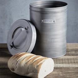 IK Ємність металева для зберігання хліба 35x24 см