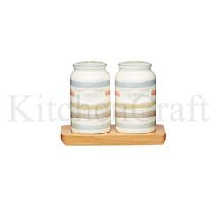 CC Набiр для солi та перцю керамiчний