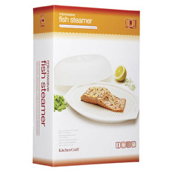 KC MW Пароварка для рыбы для микроволновой печи
