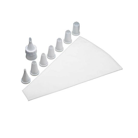 SDI Набор кондитерский с 8 пластиковыми насадками  (арт. 123381)