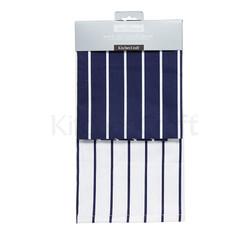 KC Набір кухонних рушників синій в смужку 2 шт