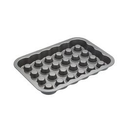 SDI Форма для выпечки пирога Сюрприз прямоугольная 40x29x4 см