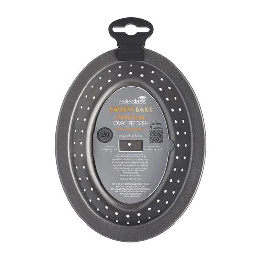 MC CB Форма для выпечки перфорированная овальная с антипригарным покрытием  (арт. 659651)