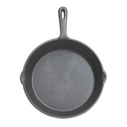 CV Жаровня Deluxe чавунна кругла 24см