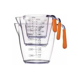 CW Набір мірних склянок