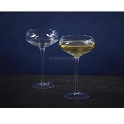 Mikasa Ciara Набор широких бокалов для шампанского 265 мл 2 ед