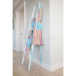 KC Фартук полосатый хлопковый 90см х 70см