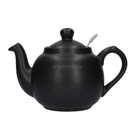 CT London Pottery Farmhouse Чайник керамічний 500мл чорний матт  (арт. 72180)