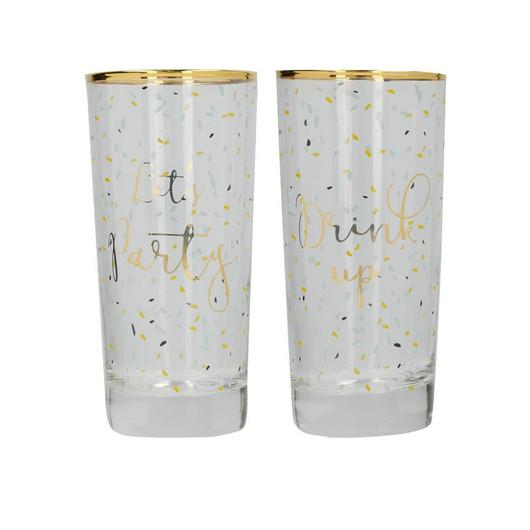 CT Ava & I Набір високих стаканів хайбол 420 мл 2 од  (арт. 5226393)