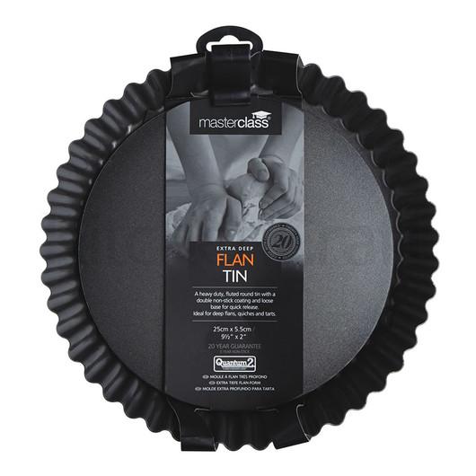MC NS Форма для випічки кругла рифлена з антипригарним покриттям, 25см х 5,5 см  (арт. 481429)