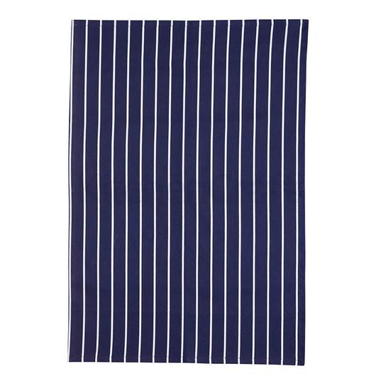 KC Набір кухонних рушників синій в смужку 2 шт  (арт. 512482)