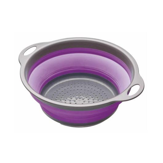CW Коландер складной 24см фиолетовый