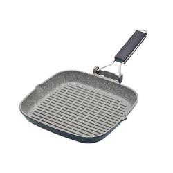 MC CA Сковорода для гриля алюминиевая