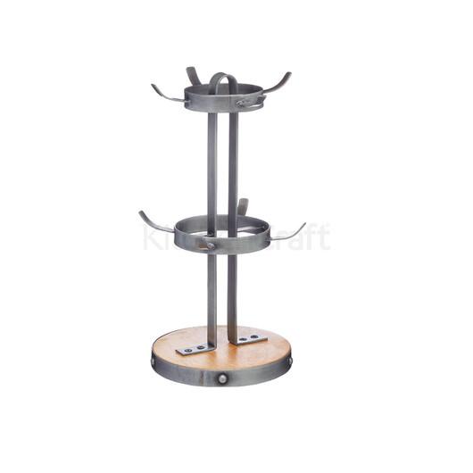 IK Стійка для чашок металева 8 гачків  (арт. 700438)