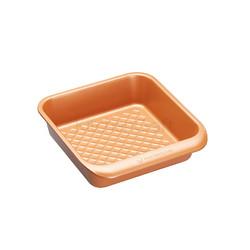 MC SC Деко для випічки квадратне з антипригарним покриттям 24см x 22см x 6см