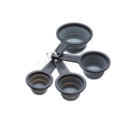 MC SP Набір мірних чашок складних 4 шт.