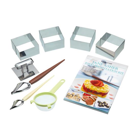 SDI Набор кулинарный Jane Asher квадратный 9 единиц (с рецептами)  (арт. 445612)