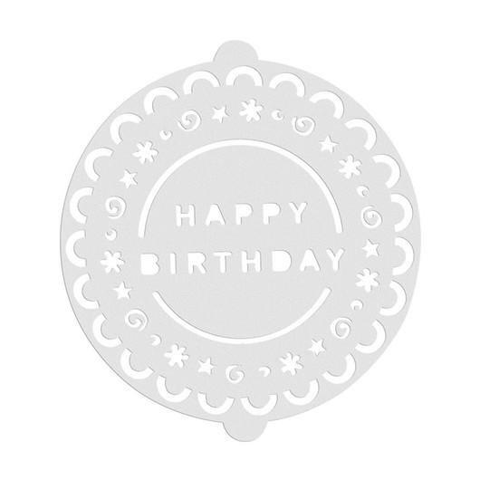 SDI Трафарети для декору торта 8 одиниць  (арт. 435842)