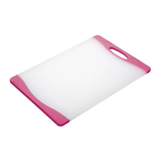 CW Дошка для нарізки 35см х 24см рожева