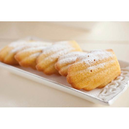 MC NS Форма для випічки печива Мадлен з антипригарним покриттям (12 отворів) 40см х 20см  (арт. 161321)
