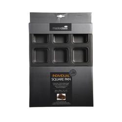 MC NS Деко для випічки квадратних Брауні з антипригарним покриттям (12 отворів) 34см х 26см
