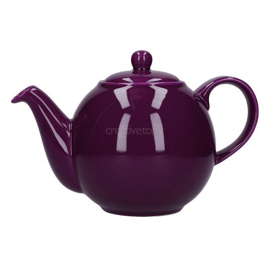 CT London Pottery Globe Чайник керамічний 500мл пурпуровий  (арт. 20231)