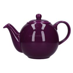 CT London Pottery Globe Чайник керамічний 500мл пурпуровий