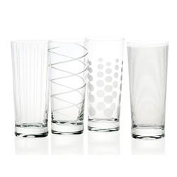 Mikasa Cheers Набор стаканов из хрусталя 4 ед