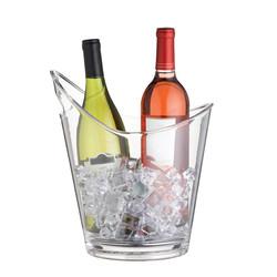 BC Ведерко для напитков акриловое прозрачное