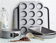 Посуд та форми