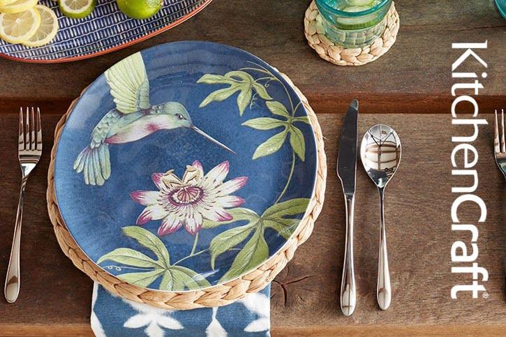 Посуд і аксесуари від британського бренду Kitchen Craft